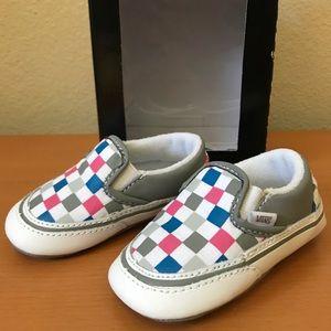 Infant vans classic slip on
