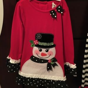 Girls Rare Editions Holiday Outfit