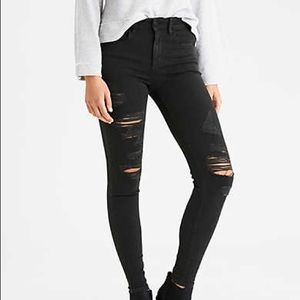 American Eagle Power Fit, High Rise Jeggings