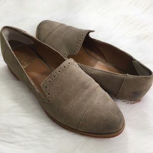 Dolce Vita Tan Loafers