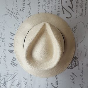 63b904b119253 Stetson Accessories - Stetson Retro Panama Straw Hat (S) (NWOT)