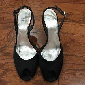 Stuart Weitzman heeled sandals