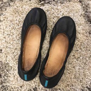 Black Matte Tieks Size 9