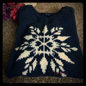 ❄️ Tommy Hilfiger ❄️ Snowflake Sweater Size L.