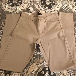 Gap Slim City Dress Pants - 0R