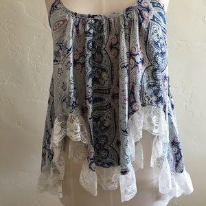 Boho Silk Camisole