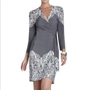 BCBG Maxazria Wrap Dress XXS