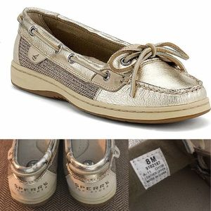 Sperry Top-Sider Mocassins Loafers Flats 8 Boat