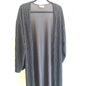 Vintage Black Kimono