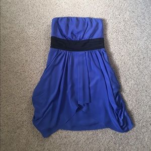 The Limited Blue Cocktail Dress