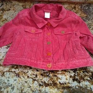 Gymboree corduroy jacket