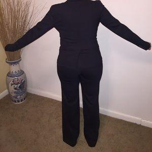 J Crew suit size 4