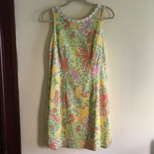 Lilly Pulitzer for Target Happy Place Shift Dress