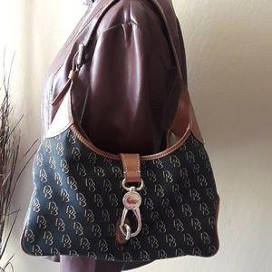 Vintage authentic Dooney purse