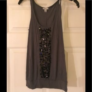 Old navy gray top - size XS