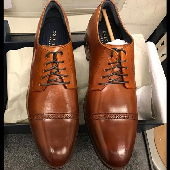 Cole Haan Cap Toe Dress Shoes