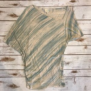Deletta for anthropologie blouse! Great condition!