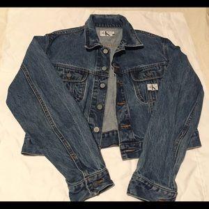 Calvin Klein Denim Jacket - L