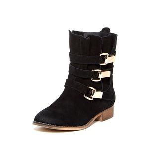 Steve Madden Haggle Buckle Boots