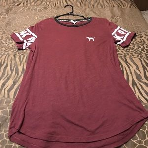 Victoria Secret short sleeve t shirt