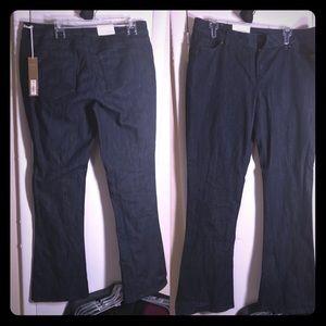 Lauren Conrad Slim Fit Jeans NWT  Size 16