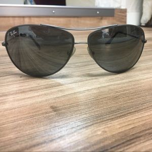 Other - Men's AUTHENTIC Ray Ban sunglasses- lightly worn