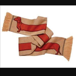 Dachshund Scarf Long Wiener Dog Scarf