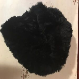 💯 Real Fur Scarf