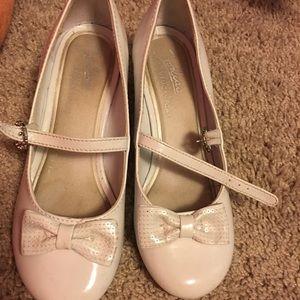 Other - Girls white dress heels