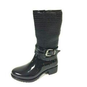 Other - Black Kids Rain Boots