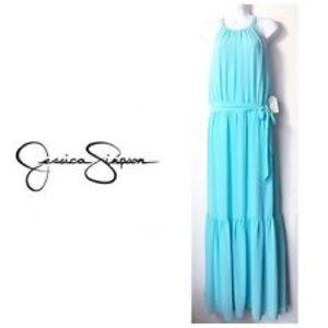Coming Soon‼️ Jessica Simpson Ruffle Maxi Dress