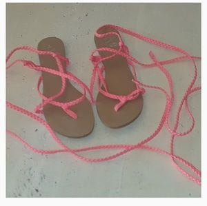 Colin Stuart sandals (NWOT)