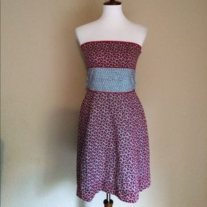 Free People mini dress sz 8