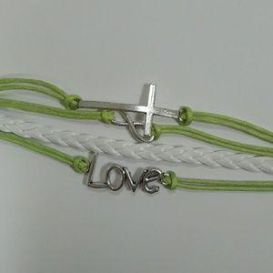 Jewelry - Layered Charm Bracelet