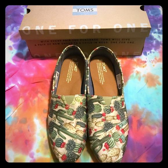 Toms Shoes | Toms Cactus Classics W75