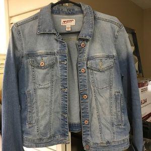 Arizona Jean jacket.