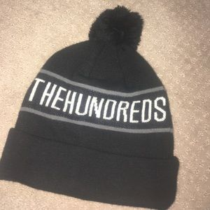 THE HUNDREDS BEANIE