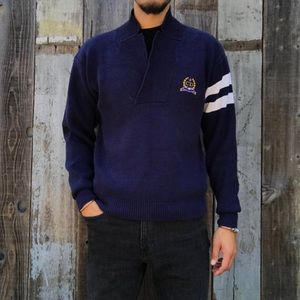 Other - Vintage Christian Dior V-Neck Sweater   Christian