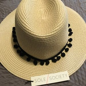 Sole Society Panama Hat