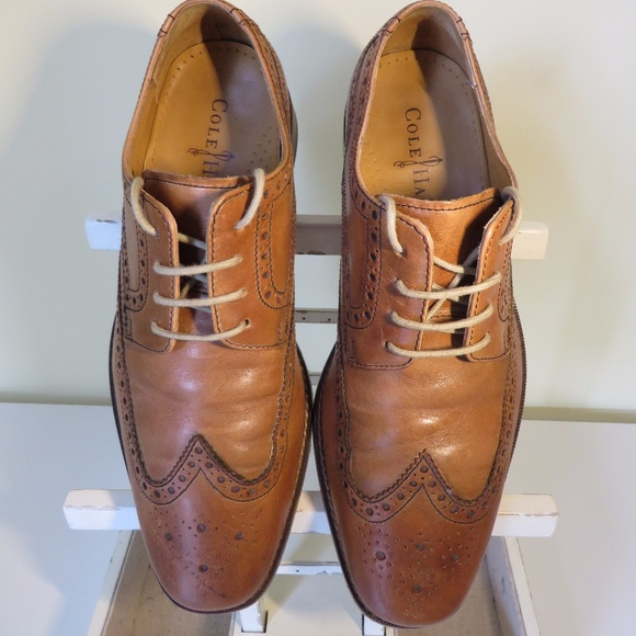 aac45ae1ab8 Cole Haan Other - Cole Haan Air Giraldo Wingtip Oxford