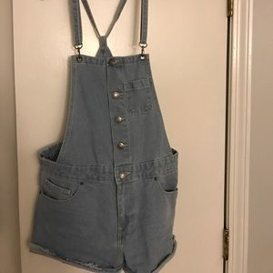 Overalls from Forever21