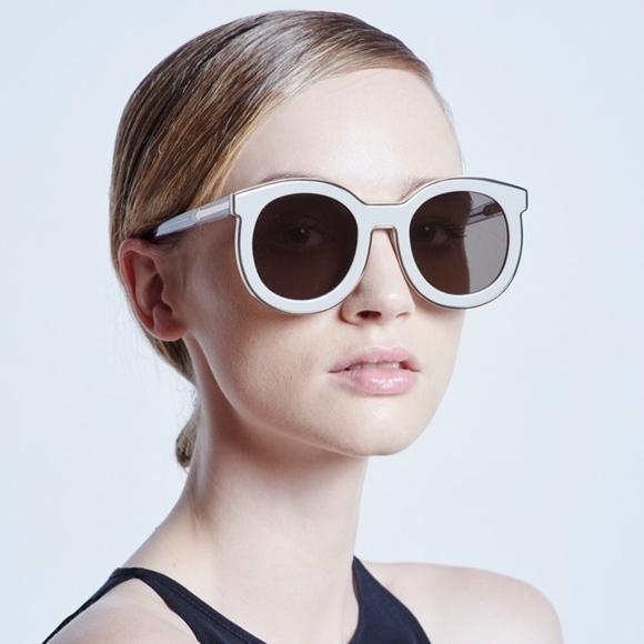 30fe89661eeb Karen Walker Super Spaceship Sunglasses