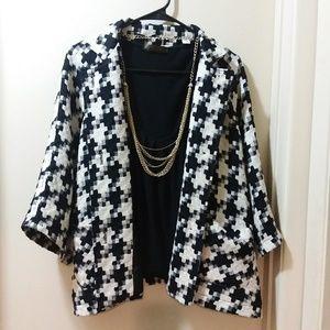 Coldwater Creek Dress Jacket Sz PL