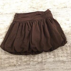 Other - Girl's Brown Skort Skirt