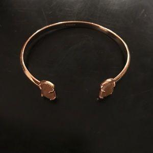 Kendra Scott Elliot Bracelet in Rose Gold