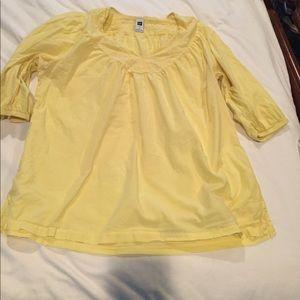 Gap yellow tunic