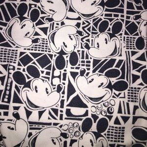 Lularoe Disney Mickey Mouse leggings