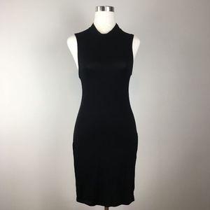 Poetry Open Back Sleeveless Knee Length Dress