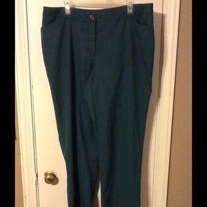 Dress pants by Worthington size 18W