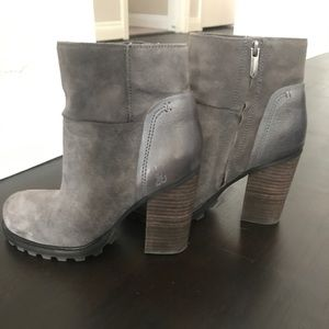 Sam Edelman booties! Only worn once!